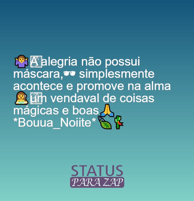 Frases De Boa Noite Status Para Whatsapp Frases Curtas