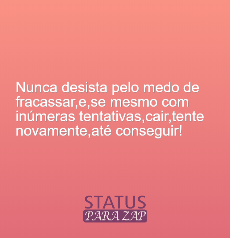 Imagem do status